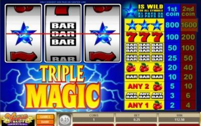 Get Unlimited Casino Fun Through Double Magic
